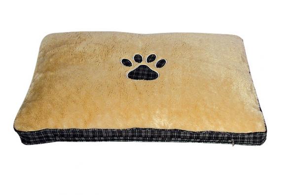 Zooprimus Hundekissen, Hundematte, Hundebett, Hundematratze, Hundesofa, Schlafplatz Hunde, Hundedecke, Kissen für Hund Hundekörbchen