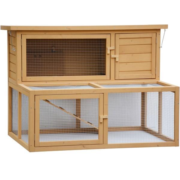 zooprimus Kaninchenstall Holiday Hasenstall, Hasi, Stall, zooprimus, Kaninchenstall, Hasenstall, Hamsterstall, Meerschweinchen, Hamster, Nager, Nagetiere, Kaninchenkäfig