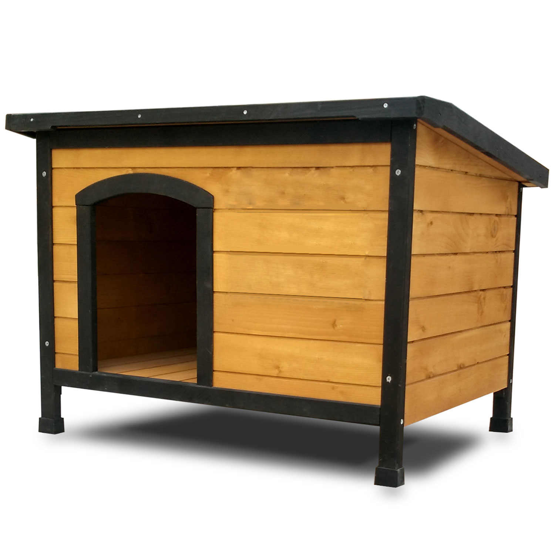 hundeh tte rex aus winter und wetterfestem holz f r ihren liebling i zooprimus ich liebe. Black Bedroom Furniture Sets. Home Design Ideas