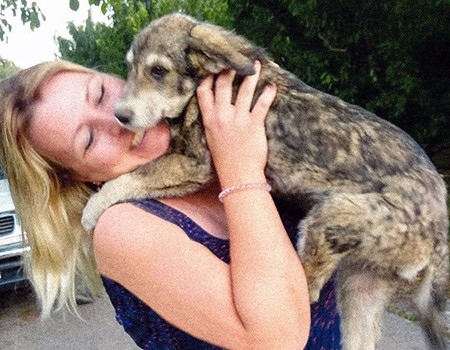 Moira-Welpe-Strassenhund-Griechenland-Rettung
